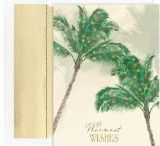 2013 Warm Weather Tropical Beach Christmas Cards / Warm Weather & Tropical Beach Boxed Christmas Cards and holiday cards are a great way to show your Christmas / holiday spirit and remind everyone on your list that for you, summer never ends.