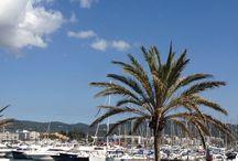 Ferienhaus Ibiza mit Pool von privat / Exklusive Fincas und Ferienhäuser auf Ibiza mieten von privat, Finca Ibiza mit Blick auf Ibiza Stadt, Ferienhaus Ibiza mit direktem Meerblick, Luxus Villa Ibiza mit Infinity Pool