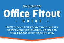 Home Office / Work from home? Checkout these home office ideas! Office furniture, storage, and fitout tips.