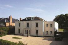 Classic Exterior Architecture / Classic Exterior House Architecture