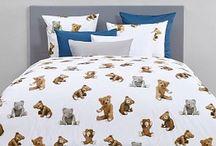Kinder Bettwäsche, Bettwaren, Frottier / Hochwertige Kinder Bettwäsche, Zudecken für Kinder, Frottierwäsche und Bademäntel für Kinder und Baby.