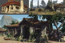 referencias: paisaje rural