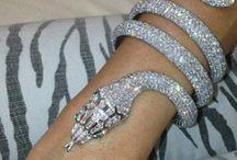 Diamonds and Glitter / Diamonds, diamond jewellery, glitter, bling