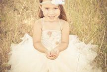 Bridesmaids & Flower Girl Ideas