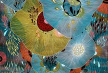 Yellena James - / Peinture