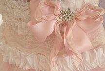 Frills, Ruffles and Flounces / The epitome of Romance. / by Linda de Beyer