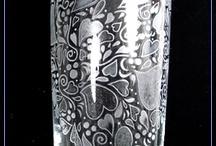 glass graveren,gravure,engrave