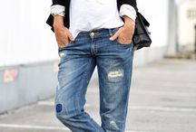 outfit jeans autunno