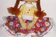 куклы / Игрушки своими руками