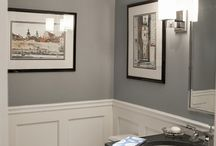 mudroom/bath / powder room/mudroom ideas