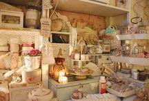 Côté Atelier.....craft room