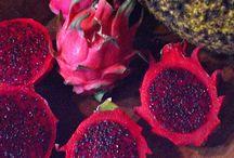 Asia: Native fruits