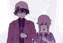 Anime - Future Diary
