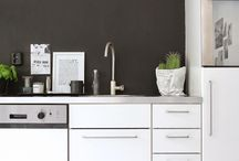 Kitchen moods / Kitchen theme styling