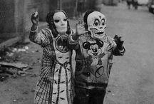 old halloween costumes / vintage kids in halloween costumes / by Patrick Andrew Adams