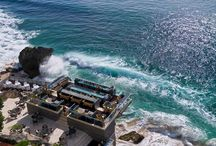 BALI - AYANA Resort and Spa / The AYANA Resort and Spa is one Bali's most sought after with its luxury, elegance and breathtaking water views. Set on 77 hectares of tropical gardens above Jimbaran Bay, this lavish resort enjoys majestic views and a secluded location.