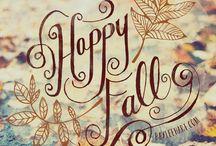 Autumn # Fall