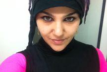 Yasmin salem / Musulmana emprendedora, moda musulmana España, Hijab España, mujer musulmana
