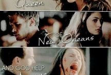 The Originals &The Vampire Diaries / A Lot of Pictures of TO and TVD.:)