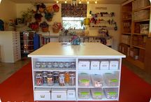 CRAFT ROOMS/CORNERS