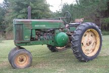 Oldtimer Tractor