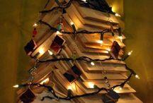 TPA - Christmas Tree of Books