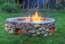 Fire Pits, Fire Pits / Inspiration, DIY and Make Your Own Outdoor Fire Pits.