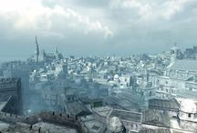 Assassin's Creed Cities