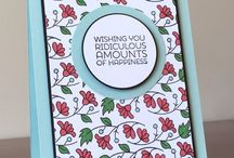 Cottage Greetings Card Ideas / by Laurie Graham: Avon Rep