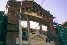 Vama Bucuresti Antrepozite, monument de arhitectura industriala / http://octagonromania.blogspot.ro/2015/06/10-proiecte-de-succes-executate-de.html