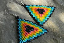 Beaded Shapes / by Beebe Anderson Nadolskey