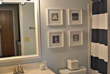 bathroom / by Nancy Sajuan-Rodriguez