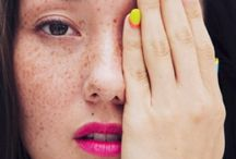 Neons & Brights / Bright on, girl! A collection of our favorite neon nails. These looks are hot, hot, HAUTE.