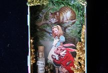 Altered Art - Tins / by Jen Waugh