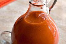 Dressings, sauces, & condiments