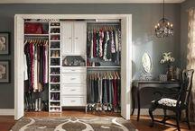 Wardrobe spaces