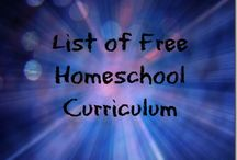 Homeschooling / Anything to do with homeschooling