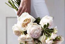 W E D D I N G | F l e u r s / Bouquets et Pièce centrale