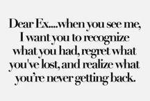 Ex boyfriend