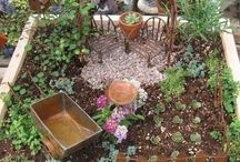 Garden: Miniature Ideas
