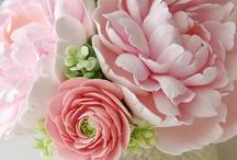 Цветы из полимерной глины / Цветы ручной работы