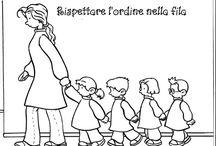 Regole scuola infanzia