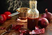 Spices, dressings, gravy