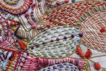 Textiles and Embroideries