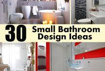 Bathroom Decor / Bathroom Ideas, Decorating Inspiration and Pics.