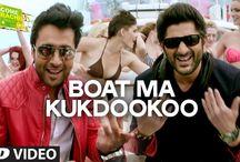 Boat Ma Kukdookoo Lyrics Welcome 2 Karachi Mika Singh