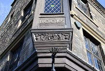 Book Shops, shelves, libraries  / book stores/shops, Libraries, museums, ect... all around the world