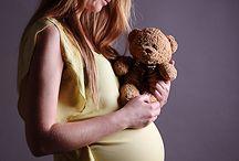 Zwangerschap foto's