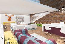 Decoração / Arquitetura e decoração de interiores