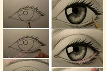 Drawing Book / Sketch, drawing, color, cool, awesome